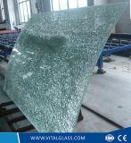 Vidro Tempered colorido de vidro modelado/indicador/vidro de flutuador ultra desobstruído