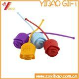 Инструменты чая формы клубники высокого качества/формы цветка