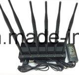 Antenna Wi-Fi VHF/UHF di alto potere 6 ed emittente di disturbo del cellulare