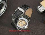 De Horloges van uitstekende Populaire Automatische Mensen met de Echte Riem Fs678 van het Leer