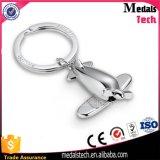 Metal relativo à promoção feito sob encomenda personalizado Keychain do carro 3D com Keyring