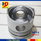 OEM de Pin de Witn de piston des pièces de moteur de haute performance 6D14 (ME031617)