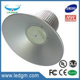 Luz industrial de la bahía del programa piloto 180W LED de Samsung 5630SMD Meanwell alta