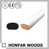 Corrimano di alta qualità della scala di legno di pino per costruzione