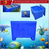 Utilisations diverses améliorées Boîte à chaîne froide Boîte de refroidissement de glace de poisson Boîte de transport de nourriture Boîte de rangement fraîche
