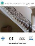 Hauptdekoration-bearbeitetes Eisen-heißes Verkaufs-Treppen-Fechten