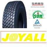 315/80r22.5 Joyallのブランドの放射状のトラックはTBRのタイヤを疲れさせる