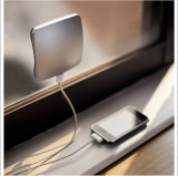 2017 banco universal duplo da potência solar do USB 10000mAh da capacidade elevada para o telefone móvel