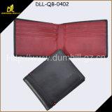 Da carteira de couro extravagante do Mens de Guangzhou tamanho padrão da carteira com logotipo do OEM
