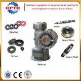 La caja de engranajes de los recambios del alzamiento de la construcción reduce el motor