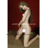 Stevige Doll van de Liefde van de Borst van het Silicone Kleine Vlakke voor Mensen