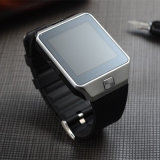 Touch Screen Bluetooth Dz09 intelligente Karte des Uhr-Telefon-SIM