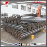 ASTM A53 Gr. Bの低炭素鋼鉄ERW黒い溶接された管