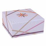 Grandi contenitori di lusso stampati abitudine all'ingrosso di abito del regalo