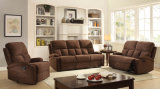 وقت فراغ [كمفورتبل] [ركلينر] أريكة لأنّ يعيش غرفة أثاث لازم ([تغ-198])