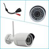 Security H. 265 4.0MP Openlucht Waterdichte HD WiFi IP Camera