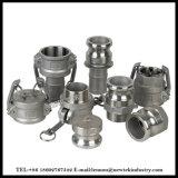 Il DP digita ad appaltatori dell'acciaio inossidabile gli accoppiamenti della scanalatura e della camma
