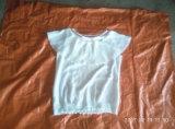 As senhoras do verão da parte alta do estilo de Acraa Short a roupa de segunda mão da camisa da luva T