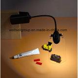 USB를 가진 다중목적 돋보기 LED 돋보기 유리 책상 테이블 독서용 램프 빛