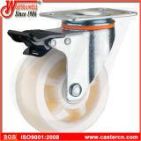 5 Gietmachine van de Wartel van de duim de Nylon met Wiel Op hoge temperatuur