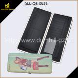 Бумажники девушки рамки вольфрамокарбидного сплава способа цены по прейскуранту завода-изготовителя плоские