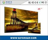 El bisel estrecho 46inch 55inch adelgaza la visualización de pared video del LCD que empalma
