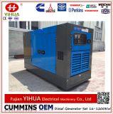 Gruppo elettrogeno elettrico di potere diesel silenzioso dell'OEM del Cummins Engine 20-1500kVA