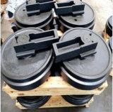 El excavador delantero Spase de KOMATSU PC50/60/70/80 de la rueda loca parte la correa eslabonada de la niveladora/la maquinaria del tren de aterrizaje
