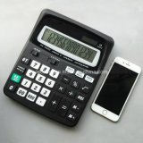 Calculadora Desktop de 14 dígitos com verificação de 112 etapas & função correta (CA1216)