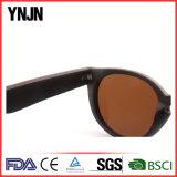 Высокое качество Unisex поляризовыванное деревянное Sunglass Ynjn