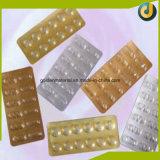 Film médical clair à haute densité de PVC pour l'emballage médical