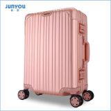 ¡Caliente caliente caliente! Equipaje de aluminio de la carretilla de la aleación del magnesio de los nuevos productos de Junyou