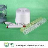Tissu de fil de polyester semi-doux (SD) / brillant