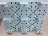 Hohe schwere Ladeplatten-Einspritzung Modling Ladeplatte 4ways der Palettenstapelung-Futter-Korken-Unterseiten-Plastikladeplatte