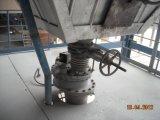 空気の陶磁器の回転式ゲート弁