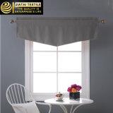 O indicador drapeja cortinas cinzentas da cozinha das cortinas de indicador da série