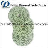 Пусковая площадка Bond диаманта смолаы полируя для камня бетона мрамора гранита