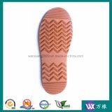 Único EVA Insole de EVA para sandálias do deslizador da praia