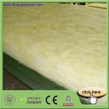10-48kg/M3熱絶縁体のグラスウール毛布