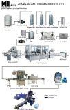 3 em 1 máquina de engarrafamento plástica automática da água