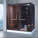 シャワー(AT-8862)との2000mmの長方形の蒸気によって結合されるサウナ