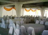 5X5m Outdoor Luxury Gazebo Arab Bell Tente pour banquet