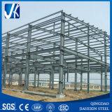 Costruzione galvanizzata della struttura d'acciaio