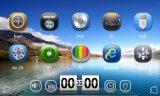 Навигация автомобиля экрана касания DIN сердечника 2 квада вздрагивание 6.0 емкостная с iPod 3G Vmcd FM Am Bt на Lifan 320