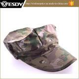 Chapeau tactique de soldat d'armée de chapeau de pare-soleil de patrouille militaire de camouflage