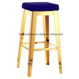 Cadeira moderna da barra da tela do aço inoxidável para a barra/sala de visitas (K56)