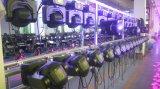 小型40W LEDの移動ヘッドGoboの効果の点ライト