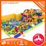 Anziehungskräfte prüfen Innenplättchen-Spielplatz-Geräten-Preis-Handelsinnenspielplatz