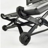 بلاستيكيّة حارّ عمليّة بيع مرنة حامل قفص الحاسوب المحمول مكتب عاليا
