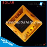 Excellente Résistance Compression Solar Road Stud / Waterproof LED Road Marker